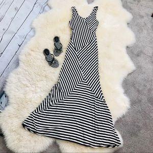 🆕NWT Monteau Nordstrom Black Cream Dress